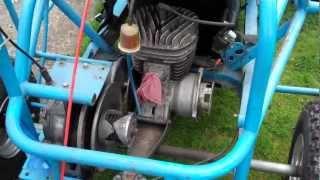 Challenger FL250 Honda Odyssey vid 1