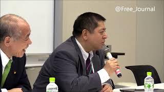 2018年05月17日東京・永田町、新党大地主催・東京大地塾 鈴木宗男 検索動画 29