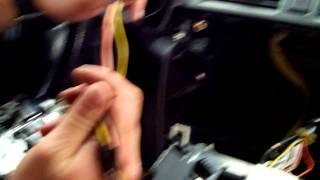 Замена магнитолы Mazda 3 дорестайл (климат-контроль) часть 2 из 2 (pcavto.com)