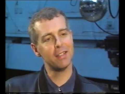 Pet Shop Boys / Derek Jarman feature - Granada TV (May 1992)