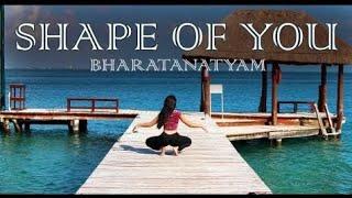 Shape of You     Bharatanatyam    style  Ringtone 2018