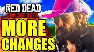 CHANGES in the New Red Dead Online Update TOMORROW... (RDR2 Online Update)
