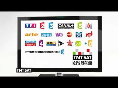Astra TNTSAT, la tv numérique gratuite par satellite