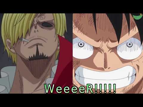 【MAD】ONE PIECE 「4 ever ドーン!!!!!」