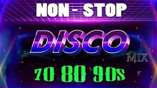 Eurodisco 70's 80's 90's Super Hits 80s 90s Classic Disco Music Medley Golden Oldies Disco Dance - dance music 80's 90's hits