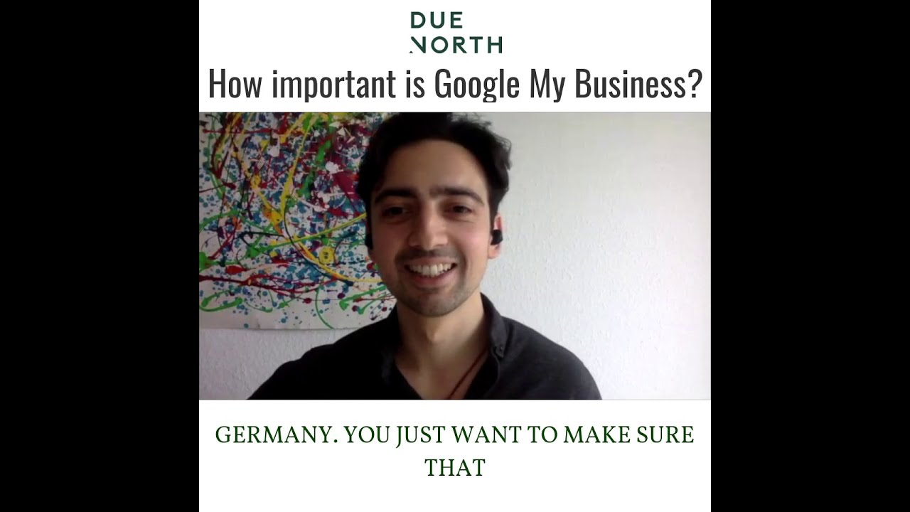 How important is Google My Business?