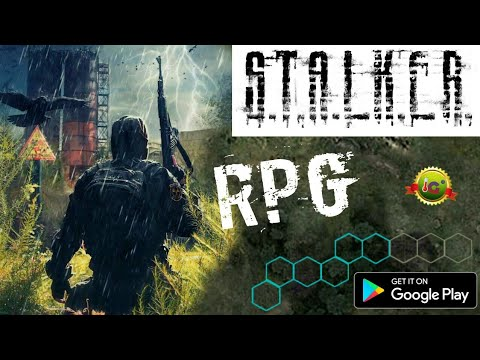 S.T.A.L.K.E.R на Android | RPG - Стратегия [Zone Motion]