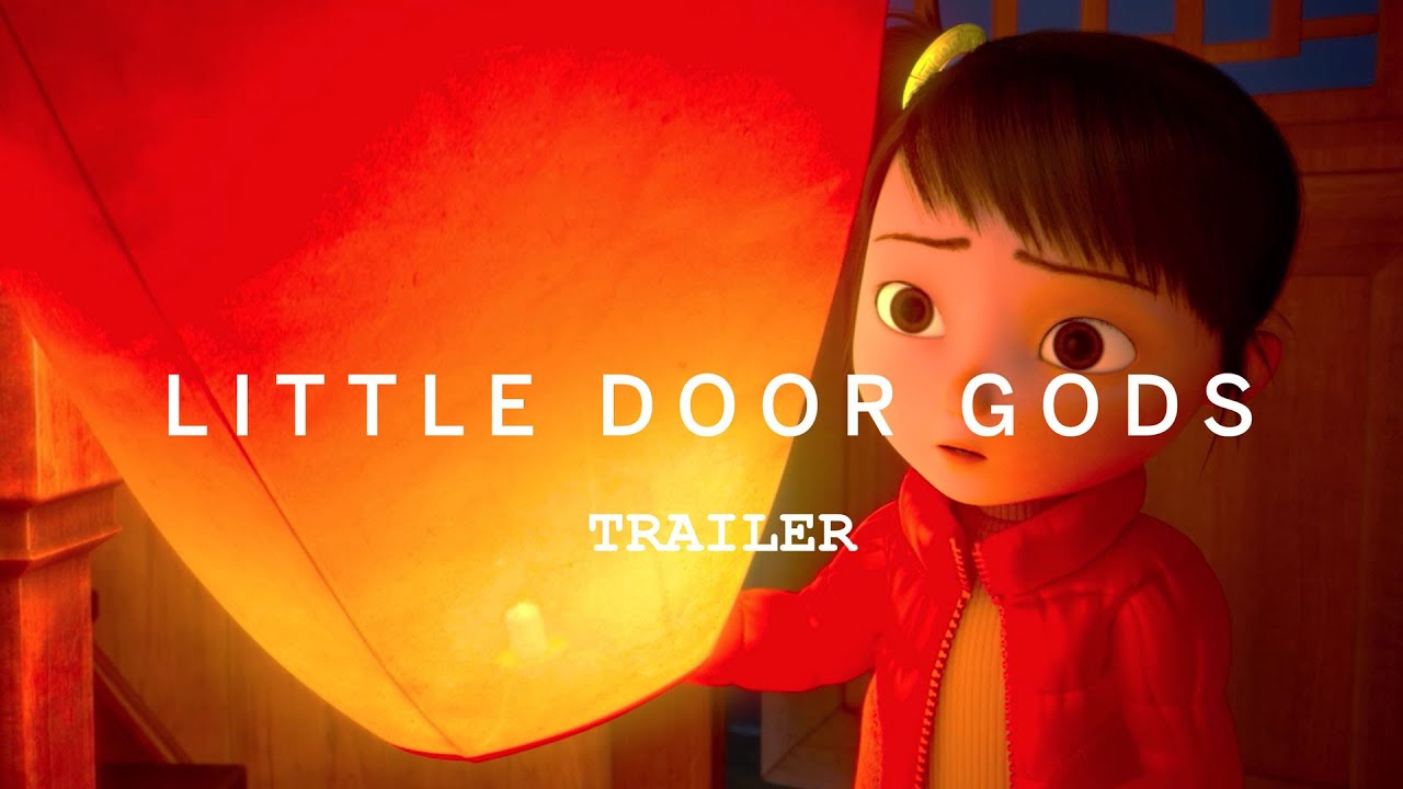 & LITTLE DOOR GODS Trailer | TIFF Kids 2016 - YouTube