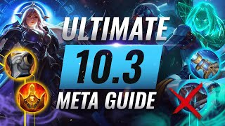 HUGE META CHANGES: BEST NEW BUILDS For EVERY Role - League of Legends Patch 10.3