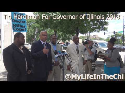 Vote for Tio Hardiman for Governor of Illinois 2018