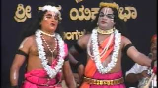 Yakshagana Seethapahara Bhagavatha Narayana Shabaraya Rama Siddakatte Chennappanna Laxmana Dr Shridh