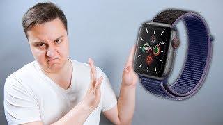 Download Вот, почему Apple Watch Series 5 брать в 2020 НЕЛЬЗЯ! Mp3 and Videos