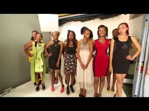 miss university Kenya 2014 models