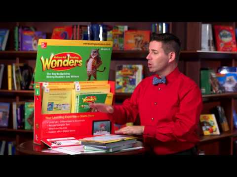 Unboxing the Grade 4 Reading Wonders Sample Box