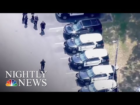Police Carbon Monoxide Poisoning: Mass. Department Pulls 9 Vehicles | NBC Nightly News