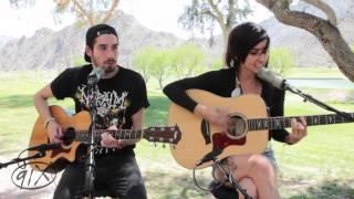 "Lights ""Up We Go"" Acoustic at Coachella"