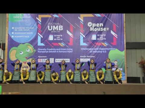Ratoh Jaroe SMAN 65 Jakarta (65'20) @Festival UMB