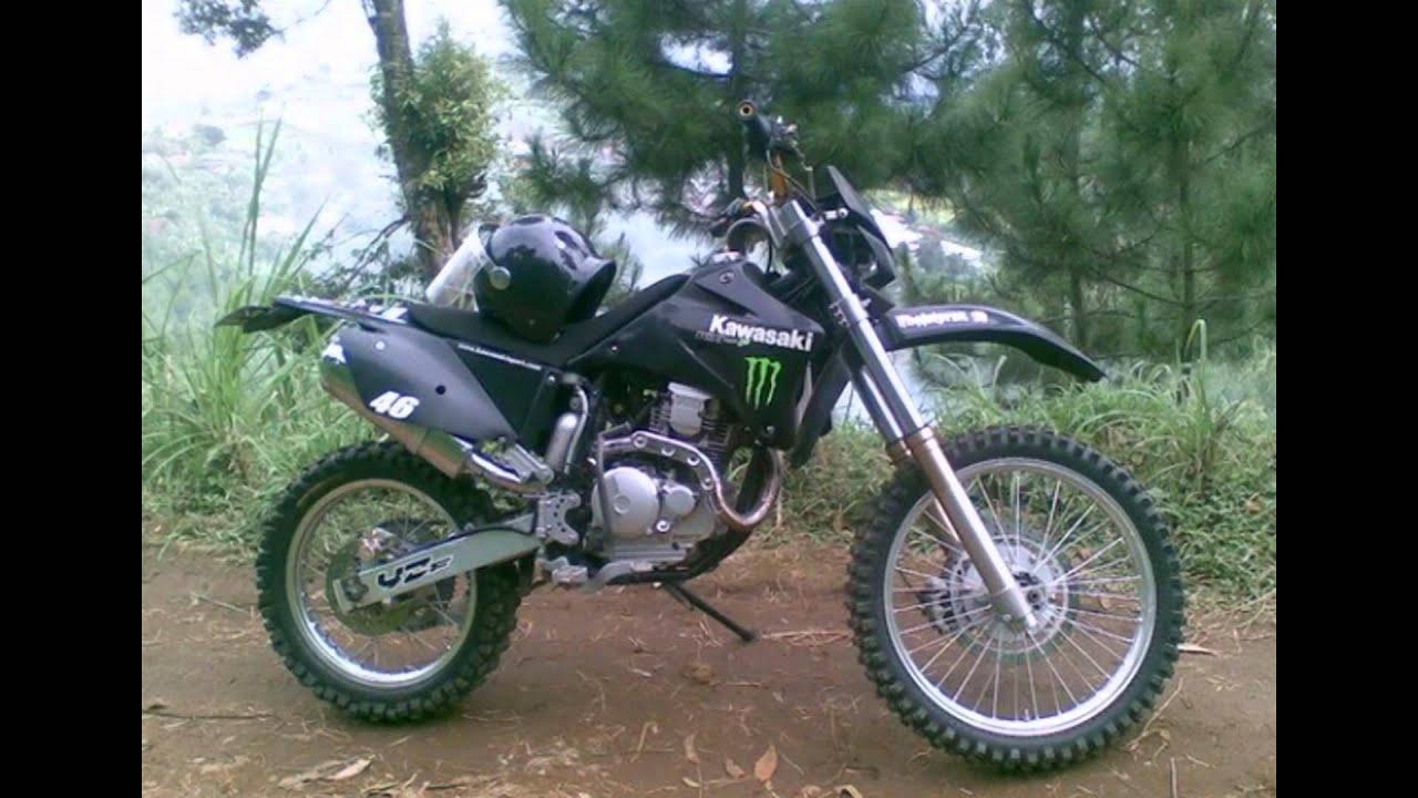 Video Modifikasi Motor Yamaha Scorpio Z Modif Trail