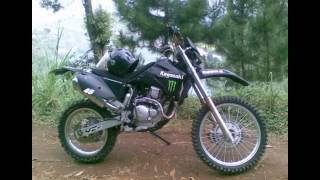 Video Modifikasi Motor Yamaha Scorpio Z Modif Trail | Om Pong Motor Klasik