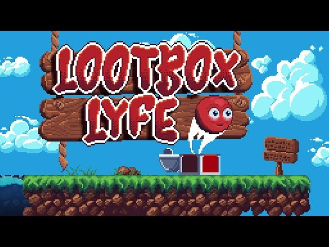 LOOTBOX LYFE Gameplay