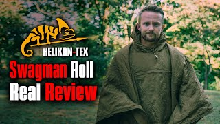 Real Review - Helikon-Tex Swaġman Roll Blanket - Sleeping Bag - Poncho - UnderQuilt