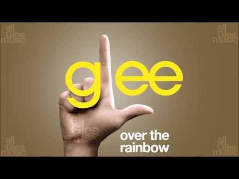 Over The Rainbow | Glee [HD FULL STUDIO]