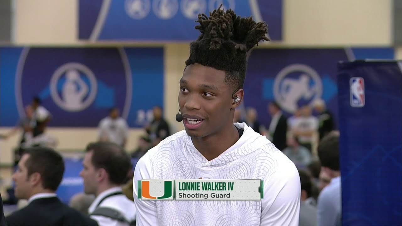 97fd3ec43 Lonnie Walker IV Full Interview