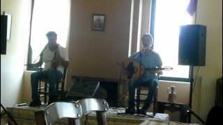 Критская народная песня. Creta, Gonies.