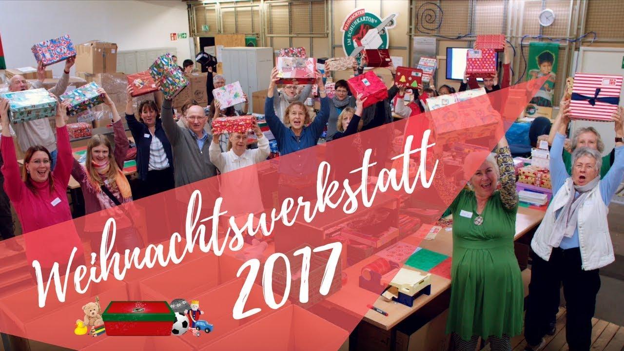 Weihnachtswerkstatt 2017 von \