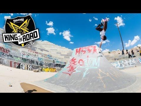 King of the Road 2013: Webisode 1