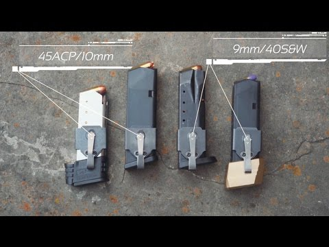 Magnetic Mag Carrier - The NeoMag - #NotAReview!