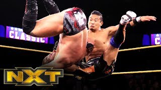 Kushida & Shelley vs. Grizzled Young Veterans – Dusty Rhodes Tag Team Classic Match: Jan. 15, 2020