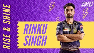 Meet RINKU SINGH | Rise & Shine | Cricket Aakash
