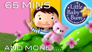Teddy Bear Teddy Bear  Plus Lots More Nursery Rhymes  65 Minutes Compilation from LittleBabyBum