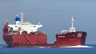 Shipspotting on a Sunny day in the Port of Rotterdam #220