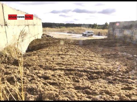 Прокуратура запретила сброс куриного помёта у села
