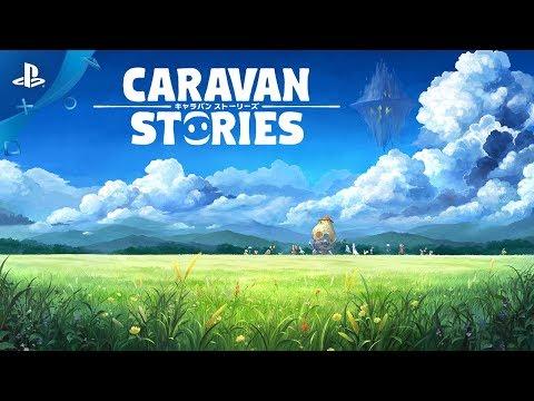 Caravan Stories - Launch Trailer   PS4