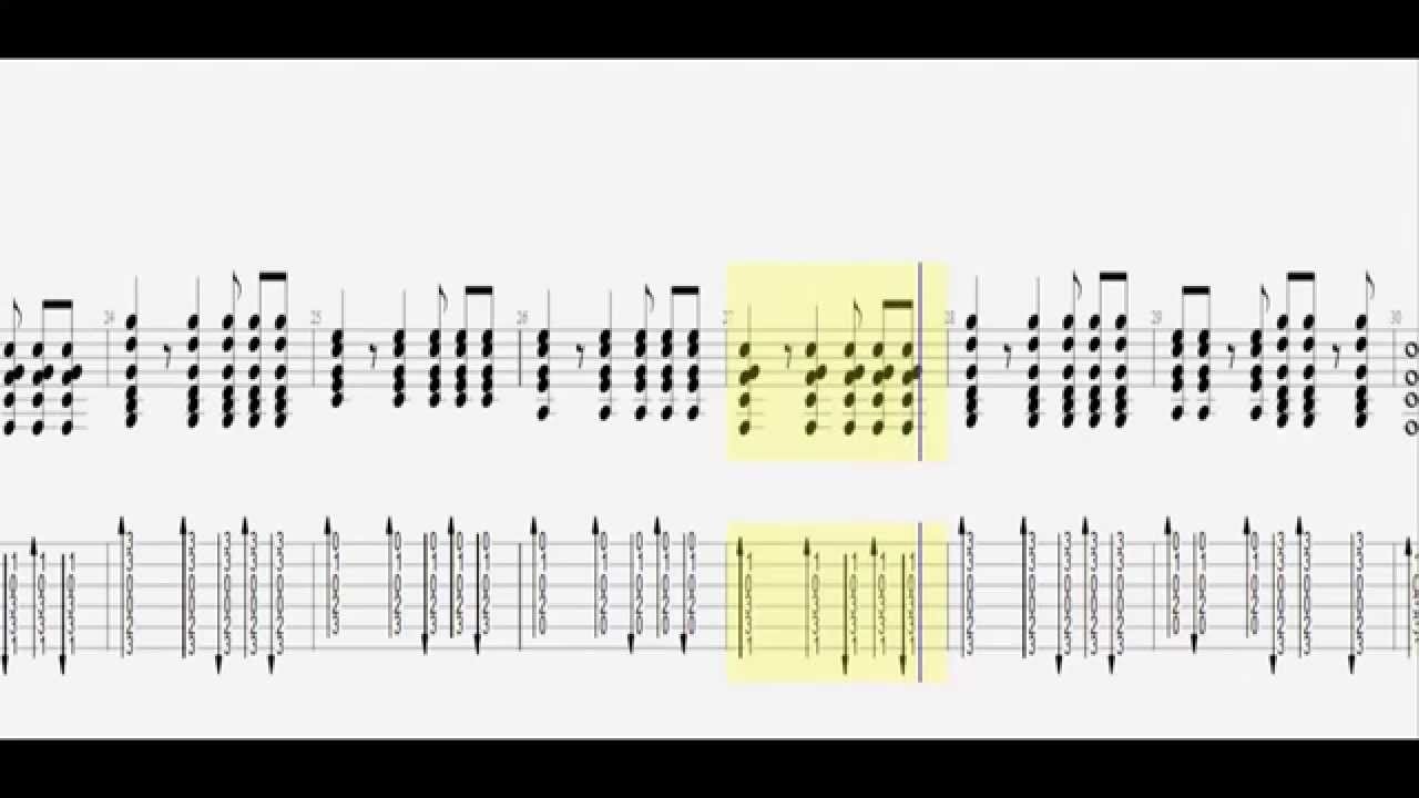 Taylor Swift White Horse Guitar Acoustic Tab Hd Youtube