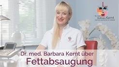 Fettabsaugen (mit OP-Video) - Erklärt von Dr. med. Barbara Kernt aus München