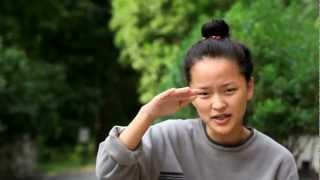 Tenzin Kunsel's experiences during Buddhist Retreat at Garrison, NY 2012