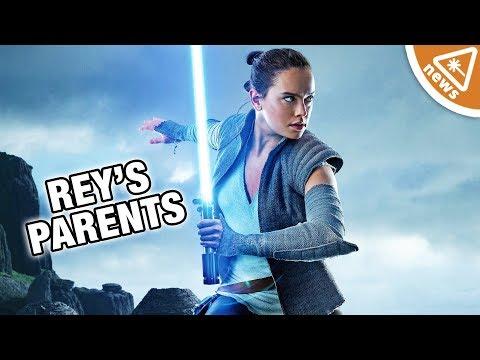 Is Rey's True Parentage Still Open for Star Wars Episode 9? (Nerdist News w/ Jessica Chobot)