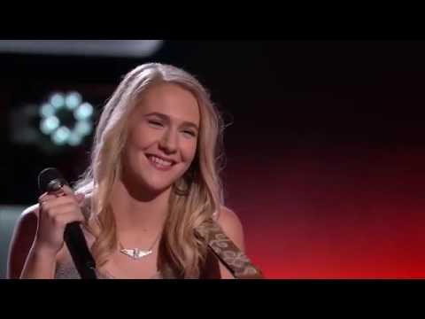 The Voice 2016 Blind Audition   Peyton Parker  'Dreams'