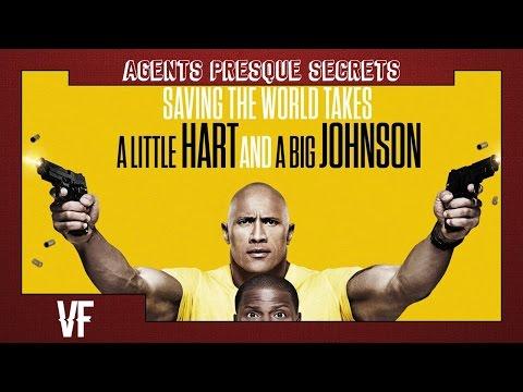 Agents presque secrets Bande annonce Vf [HD]