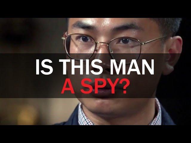 Is He a Spy?: Taiwan | Taiwan Insider | Nov. 27, 2019 | RTI
