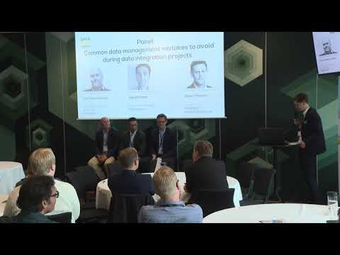 Panel: Common Data Management Mistakes To Avoid During Data Integration Projects