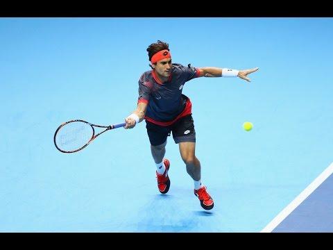 2015 Barclays ATP World Tour Finals: Ferrer Hot Shot