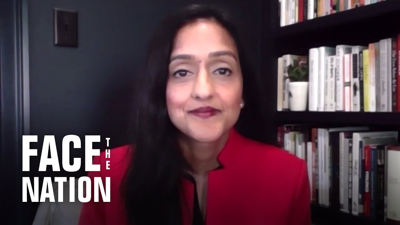 """Vanita Gupta says U.S. to """"gear up"""" for surge in mail-in ballots this election"""