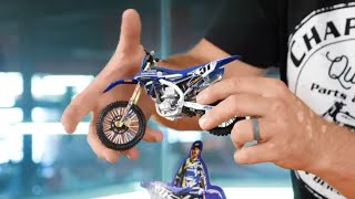 Un-Boxing! Justin Barcia YZ450F New Ray Toys JGRMX Yamaha 1:12 Scale Replica