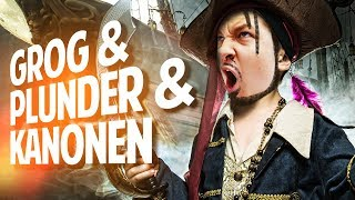 TRINKT AUS, Piraten, Yoo-Hooo!! 💀 HWSQ 094 ★ SEA OF THIEVES 02