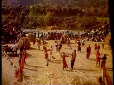 Dhan ko bala jhule sari Nepali old movie Gothalo song